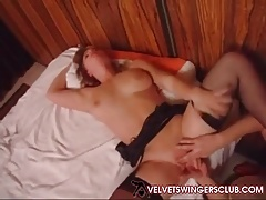 Velvet Swingers Club couples swapping cum partners